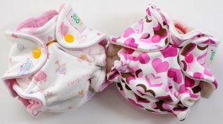 Cloth-diaper-newborn-girly